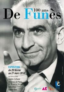 Louis de Funès 100